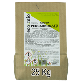 Immagine di ECO&MIO PERCARBONATO DI SODIO - sacco 25Kg