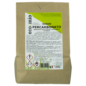 Picture of ECO&MIO PERCARBONATO DI SODIO - sacchetto 1Kg