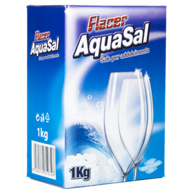 Picture of AQUASAL SALE PER LAVASTOVIGLIE - scatola 1Kg
