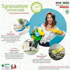 Immagine di ECO&MIO SPLENDIDO ECO-BIO SGRASSATORE - ecobox 10kg rubinetto