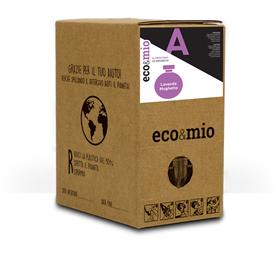 Immagine di ECO&MIO PROFUMO LAVANDA MUGHETTO - ecobox 2Kg rubinetto(160lav)