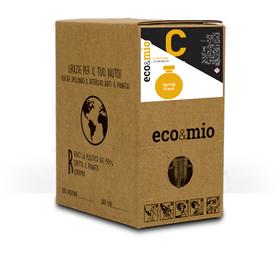 Immagine di ECO&MIO PROFUMO SPRING FRESH - ecobox 2Kg rubinetto (160lav)